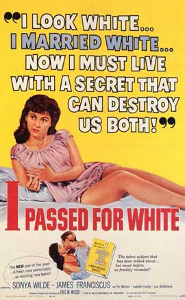 I Passed for White - 11 x 17 Movie Poster - Style A
