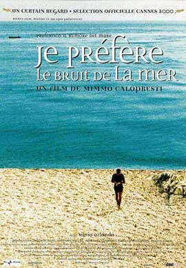 I Prefer the Sound of the Sea - 11 x 17 Movie Poster - French Style A