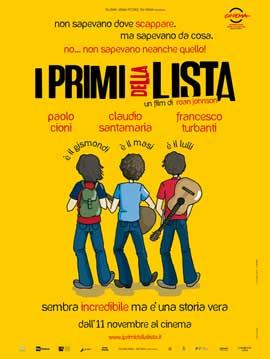I primi della lista - 11 x 17 Movie Poster - Italian Style A