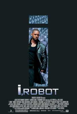 I, Robot - 27 x 40 Movie Poster - Style B