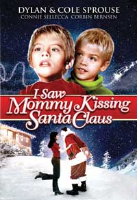 I Saw Mommy Kissing Santa - 11 x 17 Movie Poster - Style A
