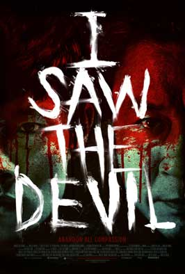 I Saw the Devil - 11 x 17 Movie Poster - Style A - Double Sided