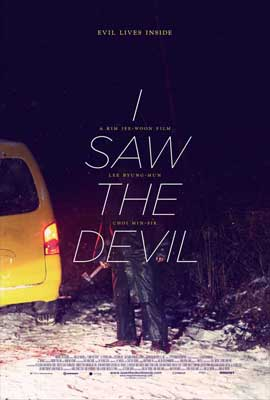 I Saw the Devil - 11 x 17 Movie Poster - Style B