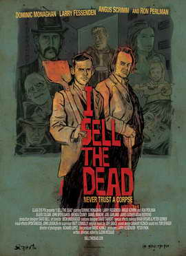I Sell the Dead - 11 x 17 Movie Poster - Style A