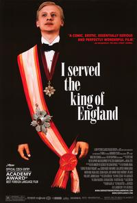 I Served the King of England - 43 x 62 Movie Poster - Bus Shelter Style A