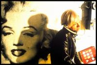 I Shot Andy Warhol - 8 x 10 Color Photo #1