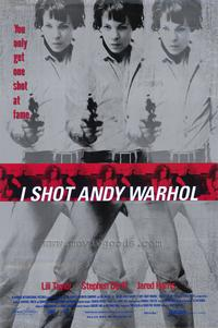 I Shot Andy Warhol - 43 x 62 Movie Poster - Bus Shelter Style A
