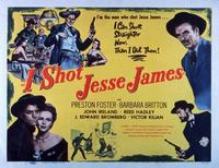 I Shot Jesse James - 11 x 14 Movie Poster - Style A
