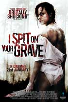 I Spit on Your Grave - 27 x 40 Movie Poster - UK Style A