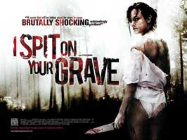 I Spit on Your Grave - 11 x 14 Poster UK Style A