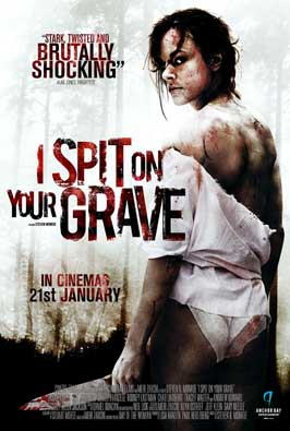I Spit on Your Grave - 11 x 17 Movie Poster - UK Style A