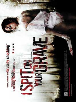 I Spit on Your Grave - 11 x 17 Movie Poster - UK Style D