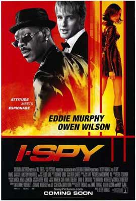 I Spy - 11 x 17 Movie Poster - Style A