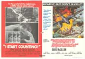 I Start Counting/Mosquito Squadron - 43 x 62 Movie Poster - Bus Shelter Style A