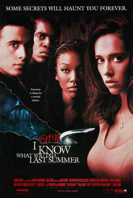 I Still Know What You Did Last Summer - 27 x 40 Movie Poster - Style B