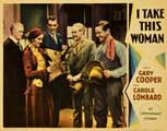 I Take This Woman - 11 x 14 Movie Poster - Style E