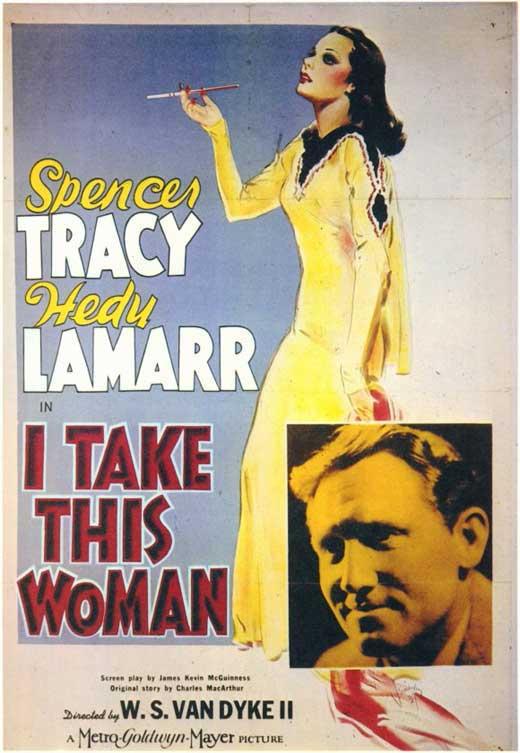 I Take This Woman movie