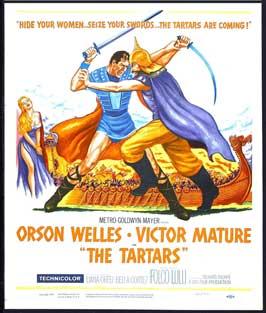 I tartari - 11 x 17 Movie Poster - Style A
