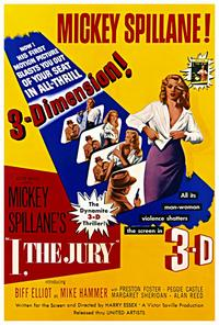 I, The Jury - 27 x 40 Movie Poster - Style A