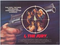 I, the Jury - 43 x 62 Movie Poster - Bus Shelter Style A
