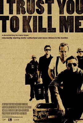 I Trust You to Kill Me - 27 x 40 Movie Poster - Style A