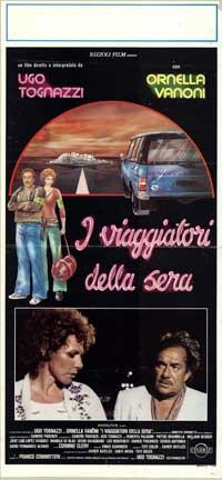 I Viaggiatori della Sera - 13 x 28 Movie Poster - Italian Style A
