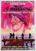 I vitelloni - 27 x 40 Movie Poster - Italian Style A