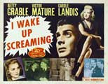 I Wake Up Screaming - 22 x 28 Movie Poster - Style A