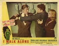 I Walk Alone - 11 x 14 Movie Poster - Style B