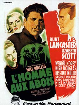 I Walk Alone - 11 x 17 Movie Poster - French Style A