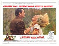 I Walk the Line - 11 x 14 Movie Poster - Style A