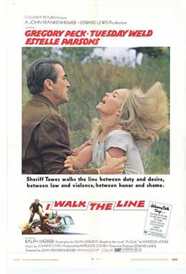 I Walk the Line - 27 x 40 Movie Poster - Style A