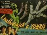 I Walked with a Zombie - 11 x 14 Movie Poster - Style A