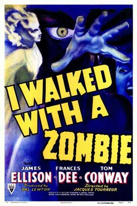 I Walked with a Zombie - 11 x 17 Movie Poster - Style A