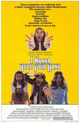 I Wanna Hold Your Hand - 11 x 17 Movie Poster - Style A