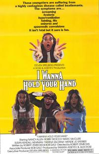 I Wanna Hold Your Hand - 27 x 40 Movie Poster - Style A