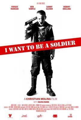 I Want to Be a Soldier - 11 x 17 Movie Poster - UK Style A