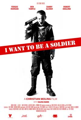 I Want to Be a Soldier - 43 x 62 Movie Poster - UK Style A