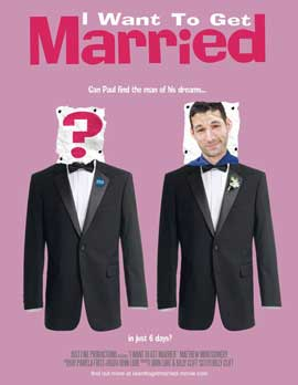 I Want to Get Married - 11 x 17 Movie Poster - Style A