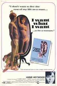 I Want What I Want - 27 x 40 Movie Poster - Style A