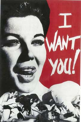 I want you! - 27 x 40 Movie Poster - Style A