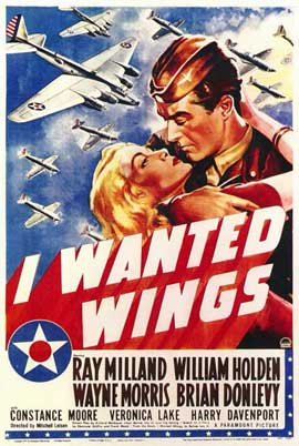 I Wanted Wings - 11 x 17 Movie Poster - Style A