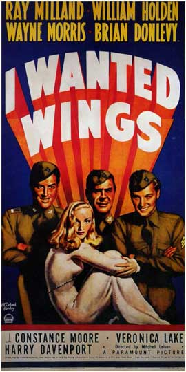 I Wanted Wings - 11 x 17 Movie Poster - Style B