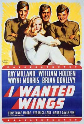 I Wanted Wings - 11 x 17 Movie Poster - Style C