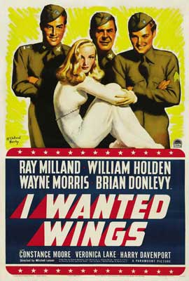 I Wanted Wings - 27 x 40 Movie Poster - Style B