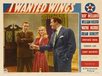 I Wanted Wings - 11 x 14 Movie Poster - Style D