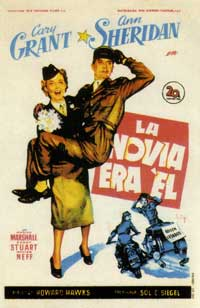 I Was a Male War Bride - 11 x 17 Movie Poster - Spanish Style A