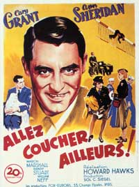 I Was a Male War Bride - 11 x 17 Movie Poster - French Style C