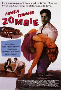 I Was a Teenage Zombie - 27 x 40 Movie Poster - Style A