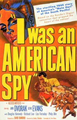 I Was an American Spy - 11 x 17 Movie Poster - Style A